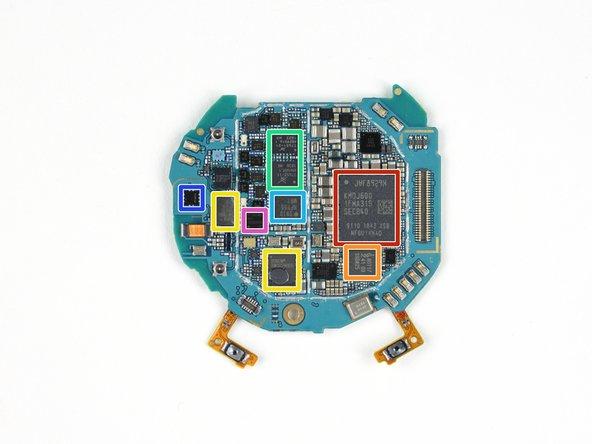 NXP 80T17 NFC controller