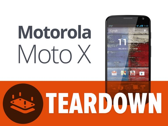 Image 1/2: The love child of Motorola and Google is here, and we are dying to crack open the little Motoroogle.