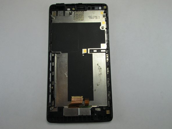Sony Xperia TL Display Assembly Replacement