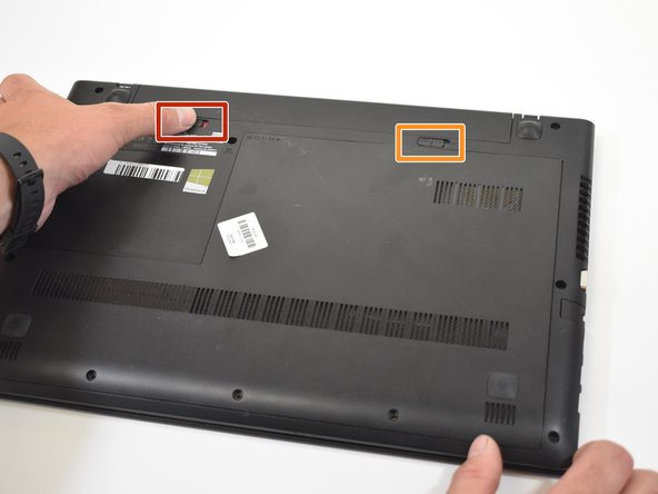 Lenovo G50-70 Battery Replacement