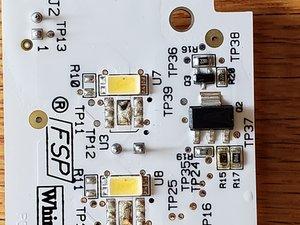 SOLVED: Whirlpool Refrigerator Interior Lights Flickering ... on