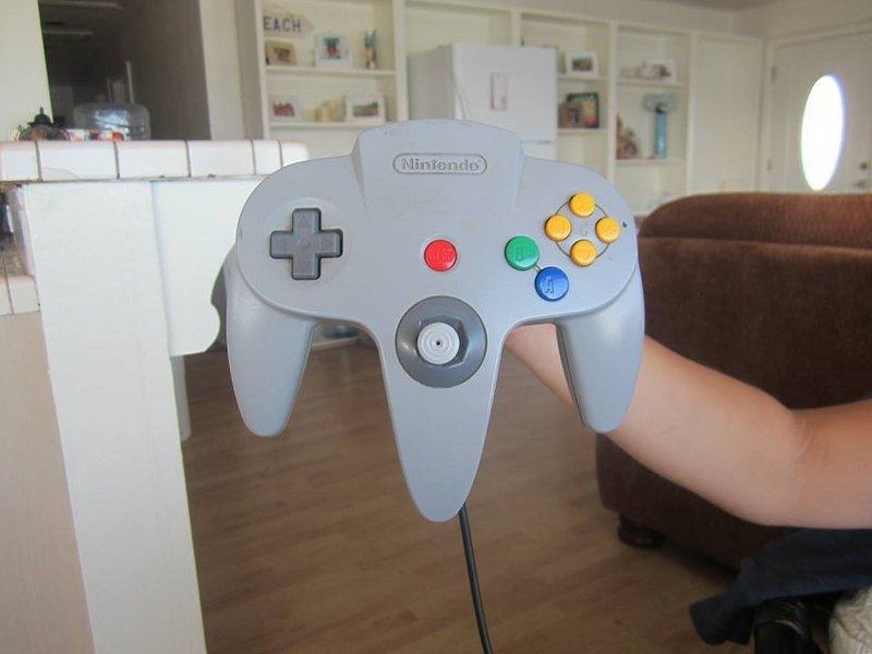 Nintendo 64 controller Troubleshooting - iFixit