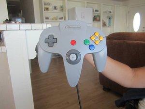 Nintendo 64 controller Troubleshooting
