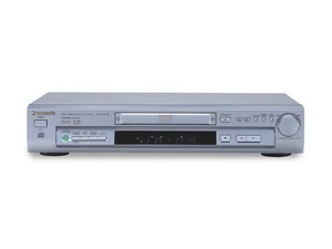Panasonic DVD-RV31 Player Repair