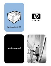 HP LaserJet 4100 - Service Manual. www.s-manuals.com.