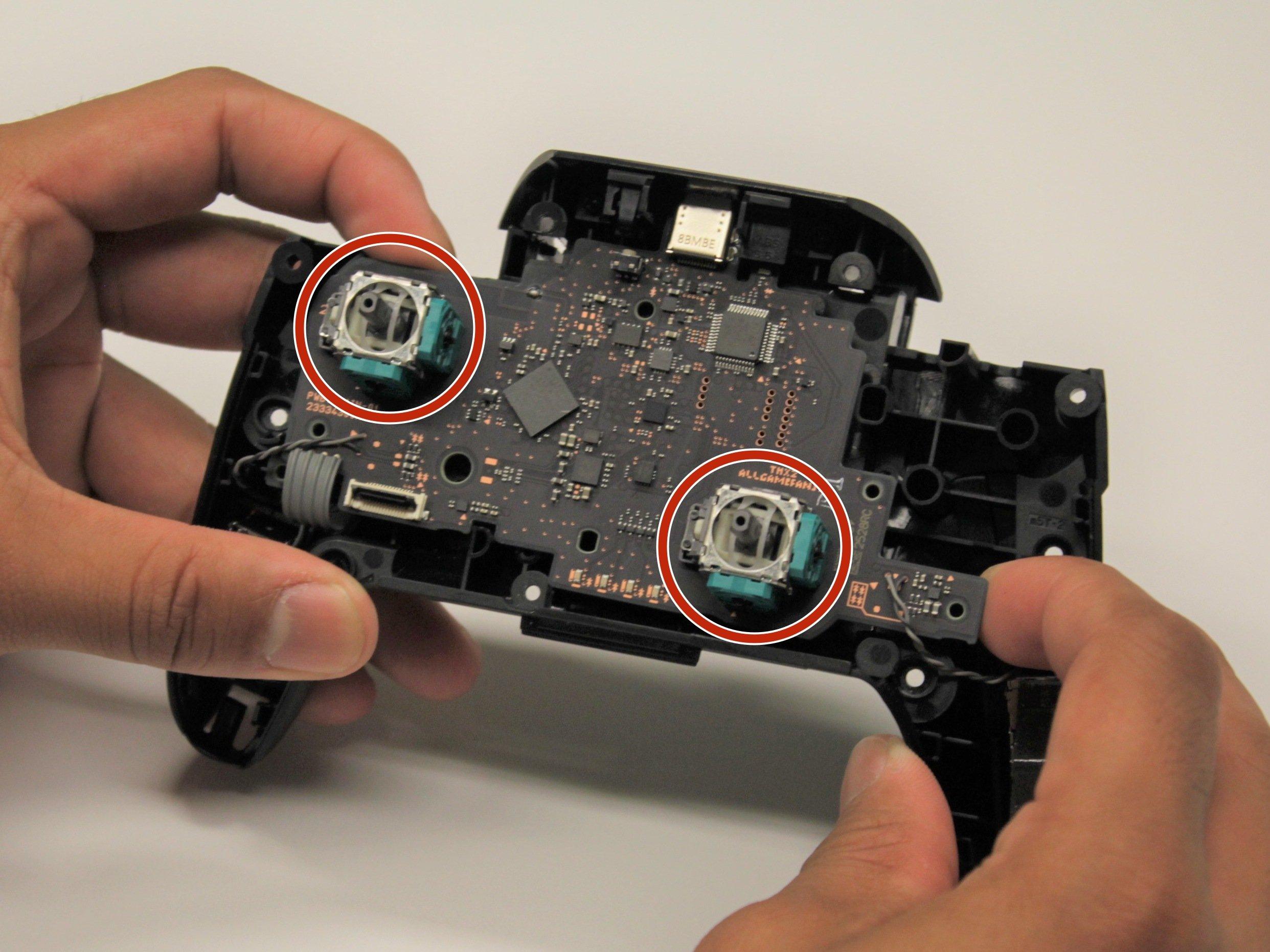 Nintendo Switch Pro Controller Joystick Module Replacement ...