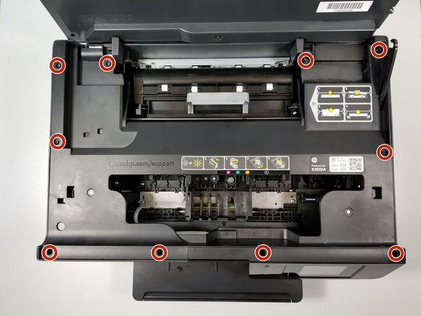 HP Officejet Pro 6835 Printhead Replacement - iFixit Repair Guide