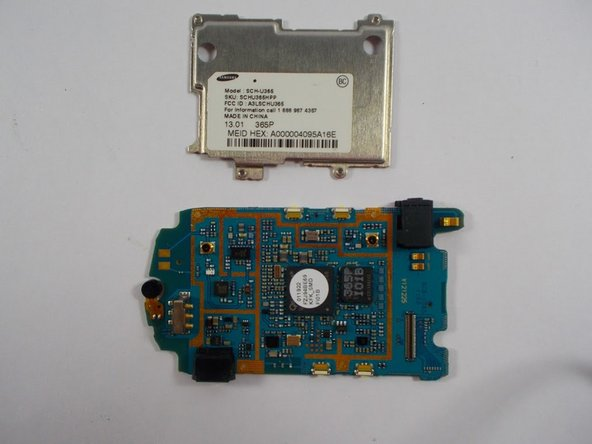 Samsung Gusto 2 Motherboard Replacement