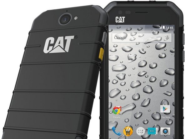 Caterpillar Phone CAT S30 Microphone Replacement