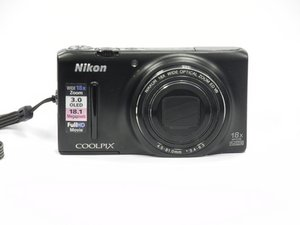 Nikon Coolpix s9400 Repair