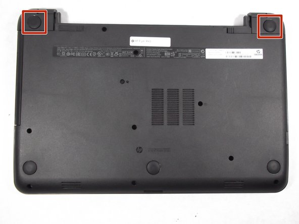 HP Flyer Red Hard Disc Drive Replacement