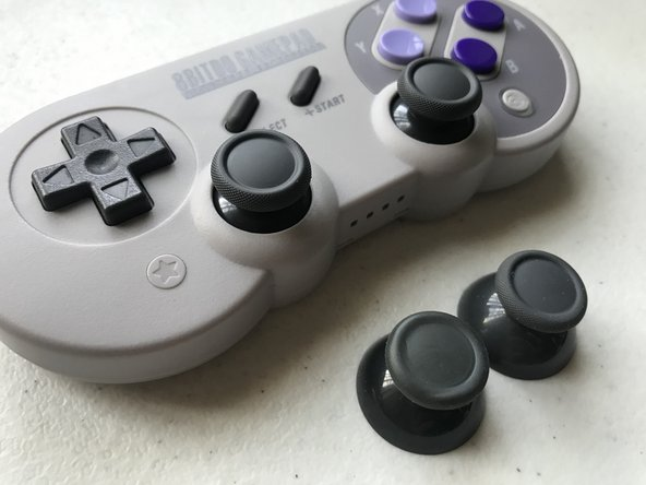 8BitDo SN30 Pro Gamepad Analog Stick Cap Replacement