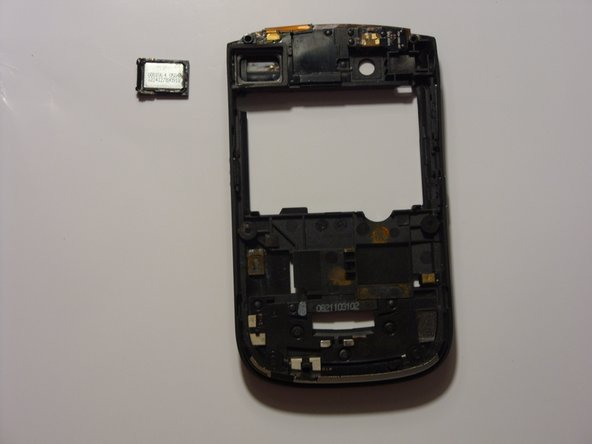 Blackberry Bold 9650 Buzzer-Loundspeaker Replacement