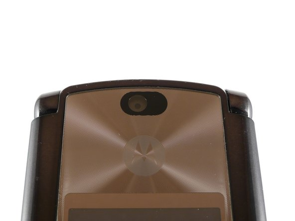Motorola RAZR2 v9m Camera Replacement