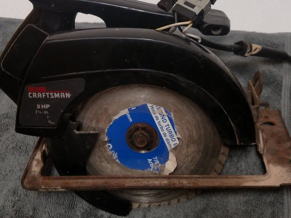 Sears Craftsman 315.109020 Repair