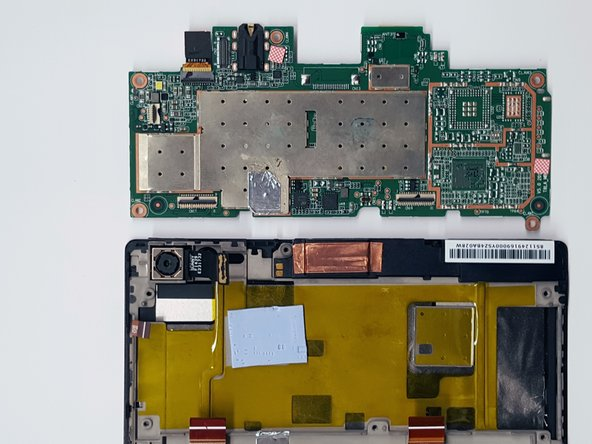 Lenovo Tab S8 Motherboard Replacement