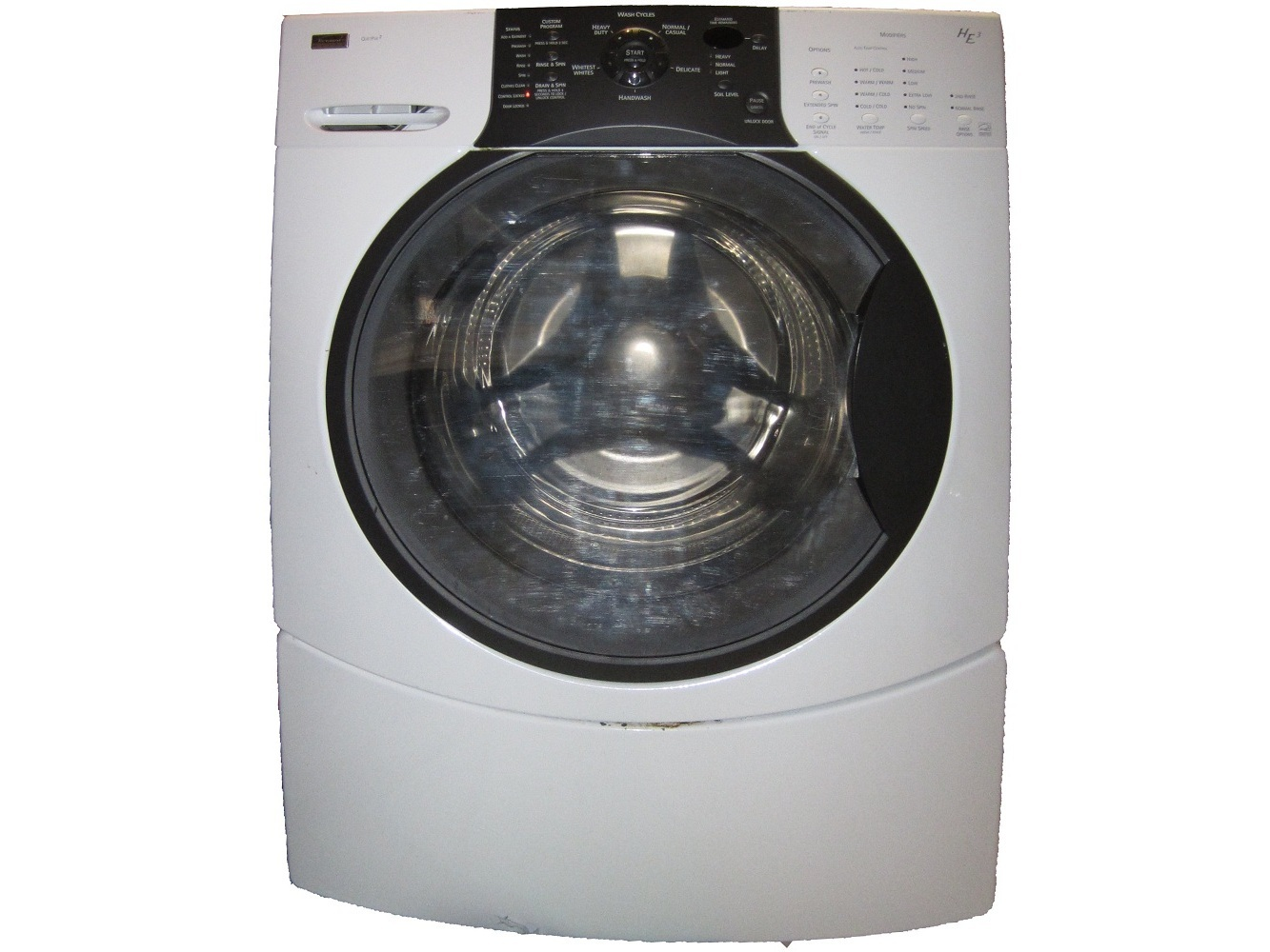 kenmore washing machine parts store