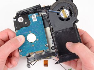 Mac mini Model A1283 Hard Drive Replacement