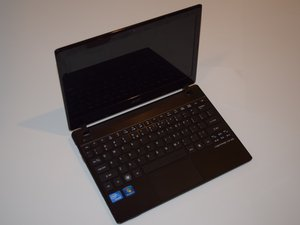 Acer Aspire One AO756-2623 Repair