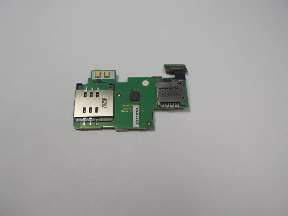Motorola Droid Pro SD Card/SIM Card PCB Board Replacement