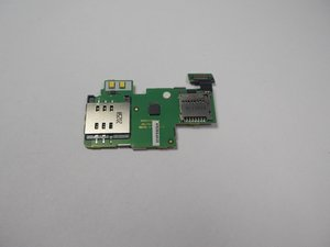 SD Card/SIM Card PCB Board