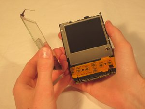 How to Reassemble the Palm IIIc