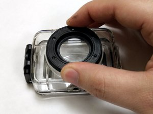 Waterproof Case Lens Cover