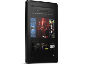 Kindle Fire 2nd Generation Repair