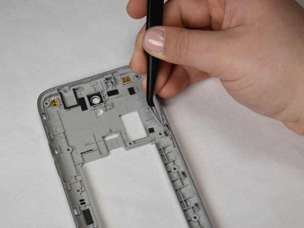 ZTE Prestige 2 Power and Volume Buttons Replacement