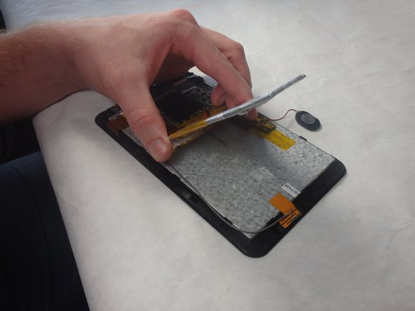 iView-776TPCII Battery Replacement