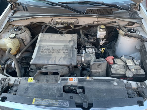 2008-2012 Ford Escape Air Filter Replacement