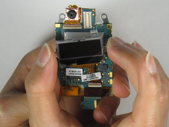 Remove the LCD screen from the LCD board.