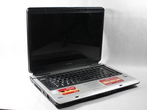 Toshiba Satellite A105-S4074 Repair