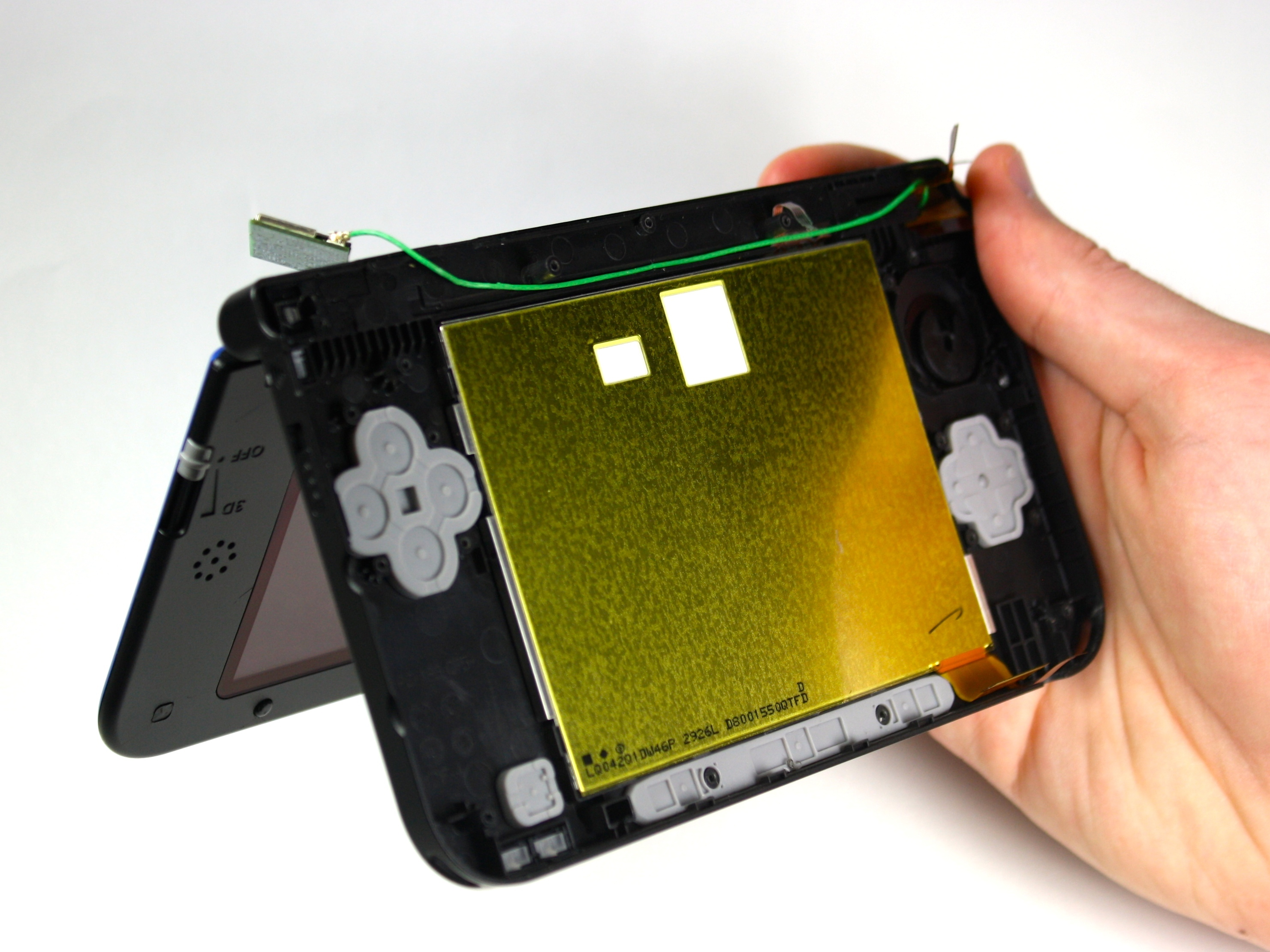 Nintendo 3ds Xl Touchscreen Replacement Ifixit Repair Guide