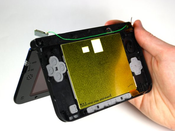 Nintendo 3DS XL Touchscreen Replacement