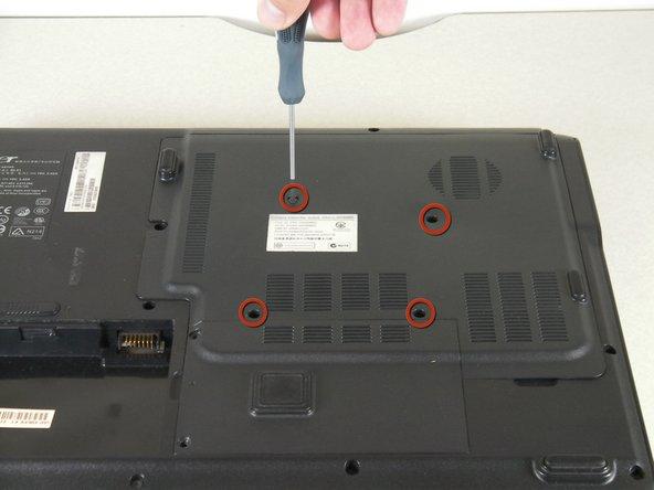 Reemplazo de Acer Aspire 5100 RAM