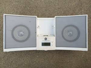 Innovative Technology iPod Docking Station IT-5022WHT Teardown