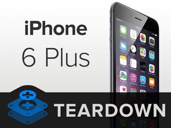 Заглянем внутрь Apple iPhone 6 и iPhone 6 Plus