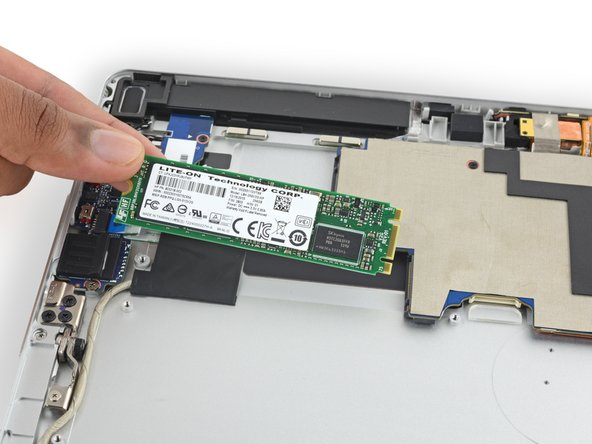 Removable SSD on the HP Elite X2 1012 G1 tablet