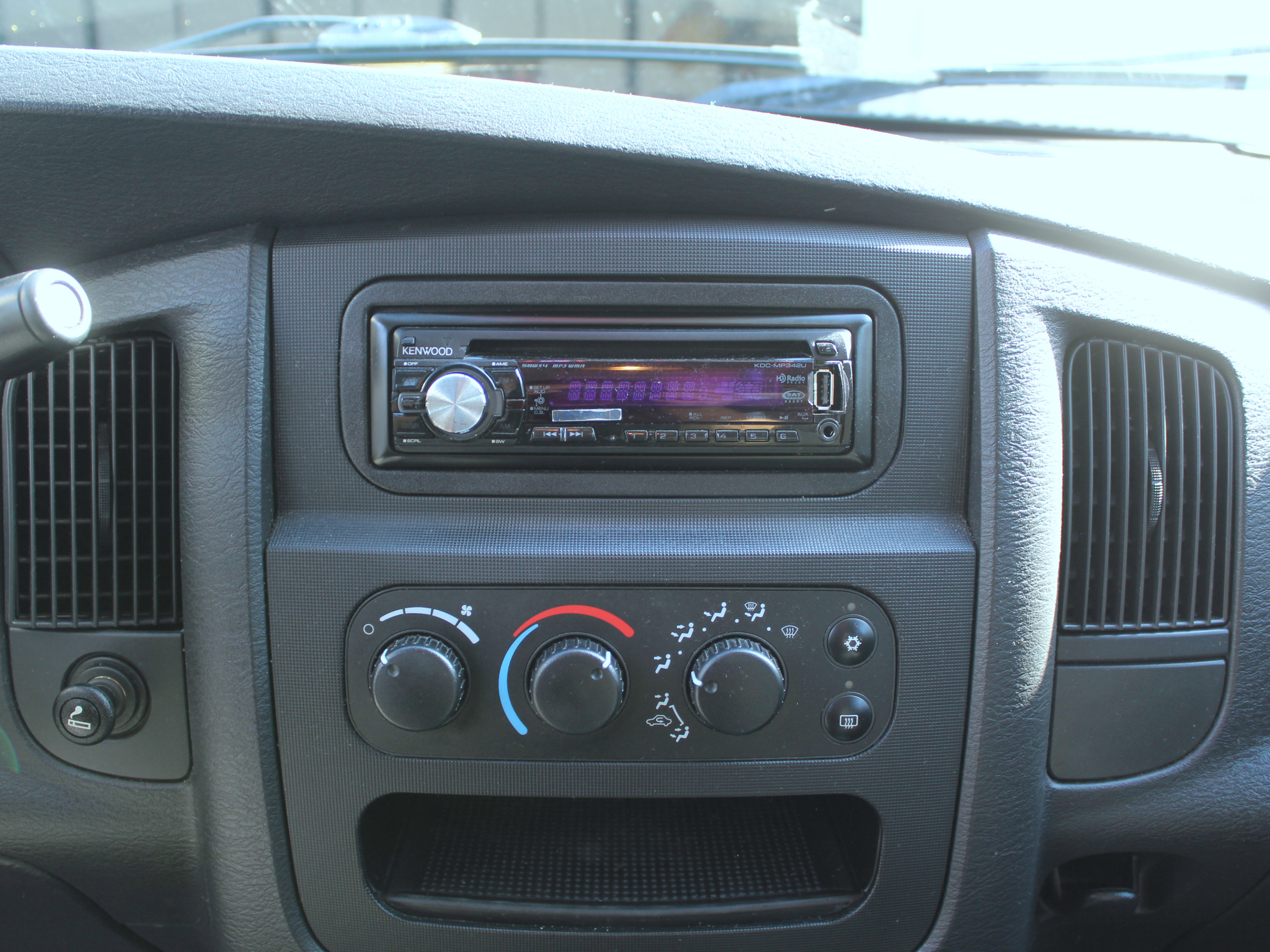 2002 2008 Dodge Ram 1500 Stereo Head Unit Replacement