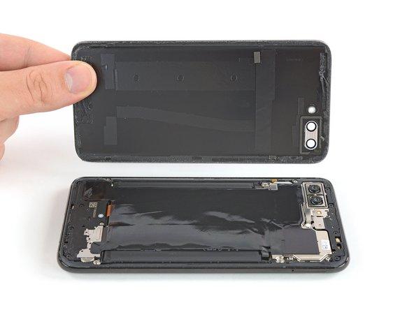 Huawei Honor 10 Rückabdeckung entfernen