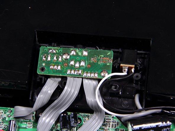 iHome iH27B AV circuit board Replacement