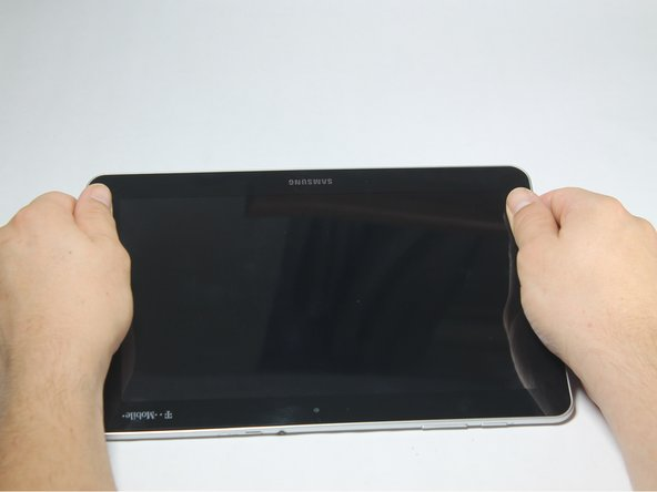 Samsung Galaxy Tab 10.1 4G Back Panel Replacement