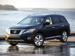 2013-Pesent Nissan Pathfinder