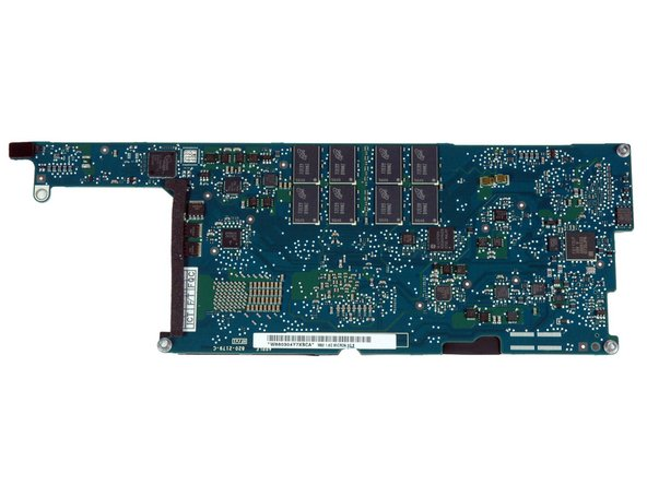 Image 1/1: You can see the second half of the Micron RAM chips.