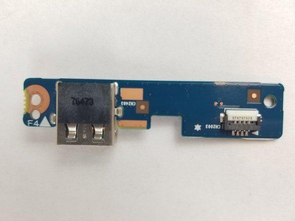 Acer Aspire One Cloudbook 14 AO1-431-C8G8 USB Port Replacement