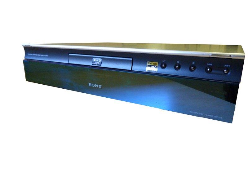 Sony BDP-S1 Repair - iFixit