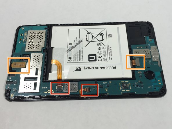 Samsung Galaxy Tab 4 7.0 Motherboard Replacement