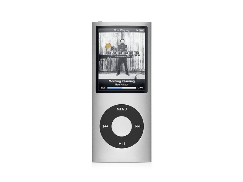 how do i turn off my ipod nano model a1285 8gb ipod nano 4th rh ifixit com Apple iPod Nano Apple iPod Shuffle Charger
