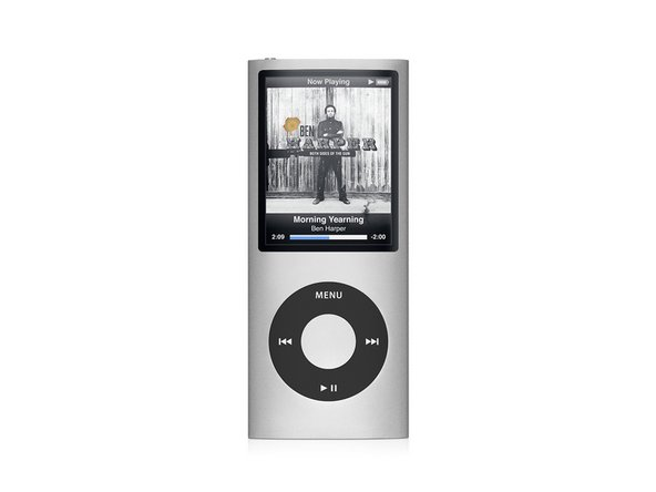 ipod nano 4th generation repair ifixit. Black Bedroom Furniture Sets. Home Design Ideas